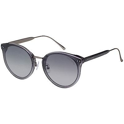 VEDI VERO 水銀面 修臉款 太陽眼鏡 (灰配銀)