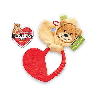 日本People-Suzy's Zoo布玩具系列-咬舔玩具(0m+)(固齒器)
