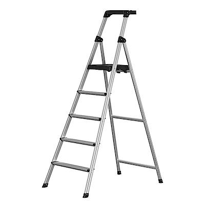 TRENY  五階 鋁梯 扶手梯 工作梯