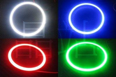 《晶站》COB光圈 LED光圈 天使眼 風扇燈 126晶體 鋁版製 超密設計 無亮點光圈 無缺口 11公分 風扇光圈