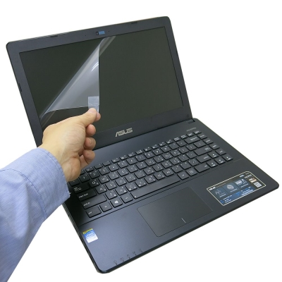 EZstick ASUS R409 R409J 專用 靜電式筆電LCD液晶螢幕貼