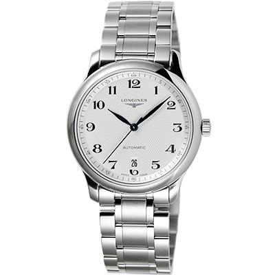 LONGINES 巨擘系列大三針日期機械錶-38.5mm L26284786