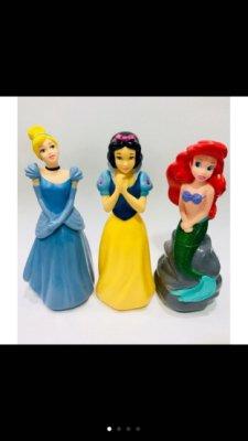 ?即期品--限時優惠?迪士尼公主系列立體瓶沐浴乳300ml?白雪公主