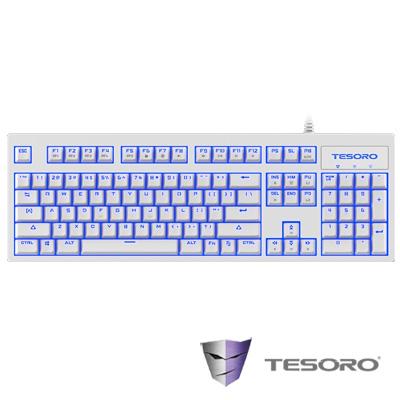 TESORO 鐵修羅 神劍Excalibur V2 機械式鍵盤 青軸 中文