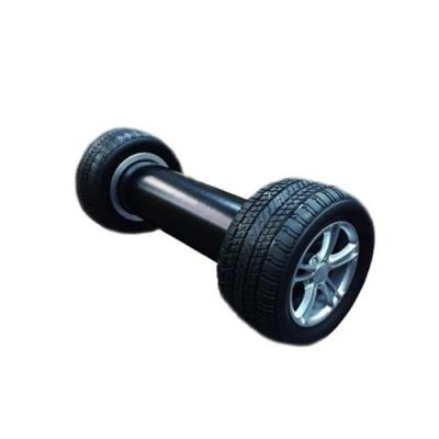 金德恩 逼真汽車輪胎啞鈴 2200克