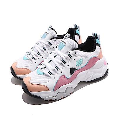 Skechers 老爹鞋 D Lites 3.0 粉紅甜心 女鞋