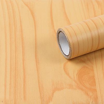 [結帳最高領9%回饋] 樂嫚妮 DIY裝修加厚防水仿木紋壁貼/牆貼-60X300cm
