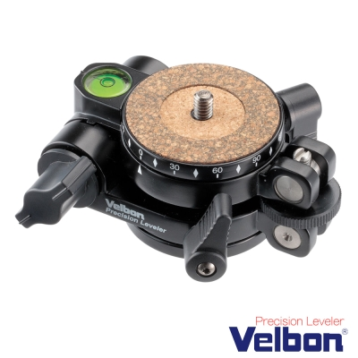 VELBON Precision Leveler 水平微調雲台