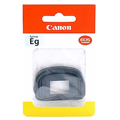 佳能原廠Canon眼罩EG眼罩EG眼杯適1D 1Dx Mark II IV 1Ds III 5D4 5D3 5D 5DSR 7D 7D2