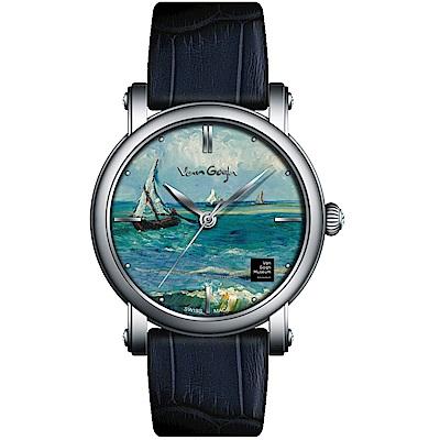 梵谷Van Gogh Swiss Watch梵谷經典名畫女錶(OPTM-L)