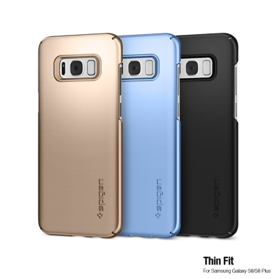 Spigen Galaxy S8 Thin Fit-超薄防刮保護殼