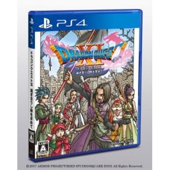 PS4 ドラゴンクエストXI 過ぎ去りし時を求めて プレイステーション4 ゲームソフト 新品