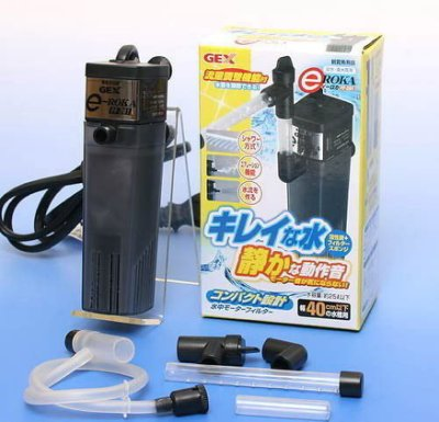 FA-46 微笑的魚水族☆【貓】日本GEX-五味【沉水過濾器+雨淋管 PF-201】(可當貓咪飲水器)