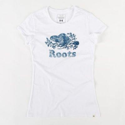 全新正品Roots春夏新款 經典海狸糖果色圓領短袖T-shirt 現貨 五色 白