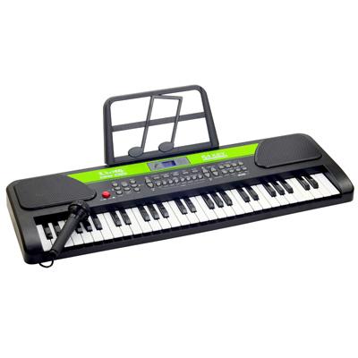《Electronic Keyboard》54鍵內建錄音可連接MP3電子琴 附譜架及麥克風