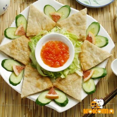 極鮮配 泰瞎蝦餅 (240G±10%/包)