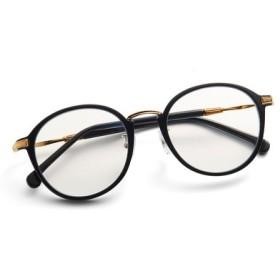 紫外線とブルーライトから瞳を守る 大人好みの眼鏡見えサングラス〈ブラック〉 IEDIT[イディット] フェリシモ FELISSIMO【送料:450円+税】