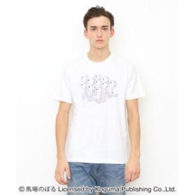 SALE開催中【グラニフ:トップス】コラボレーションTシャツ/11ぴきのねこ (11ぴきのねこ)(ホワイト)