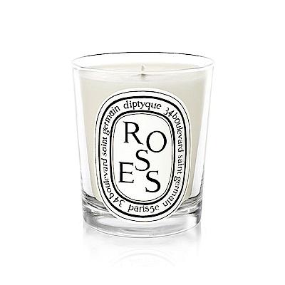 Diptyque 玫瑰香氛蠟燭190g