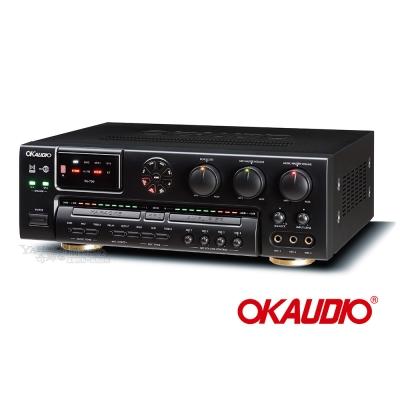 OKAUDIO SA-600數位迴音卡拉OK綜合擴大機
