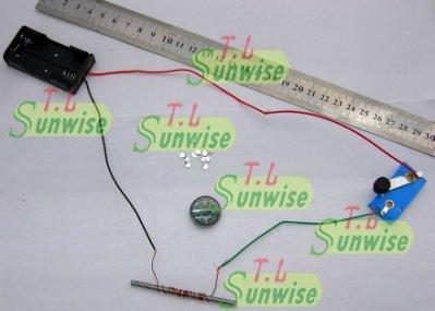 有現貨 科學材料包 D008 電磁鐵 1只50元 益智拼裝組合玩具 可反覆拆組 成就感立馬躍升 您也是生活中的優秀科學家