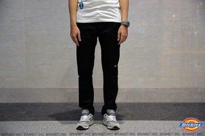 【Brand T】SALE 黑色 811 Dickies Chino Skinny WP811 超窄版工作褲 卡其褲