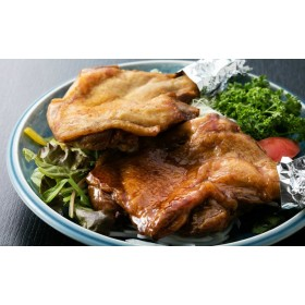 初音の鶏もも肉の塩焼き&たれ焼き【6本セット】(鶏ももセット)