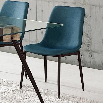 Boden-維文現代簡約餐椅/單椅-52x56x82cm