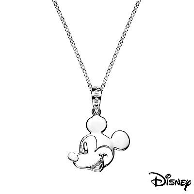 Disney迪士尼系列銀飾 純銀墜子 童話米奇款