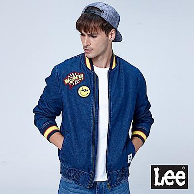 時尚經典穿搭貼身設計版型聯名棒球外套