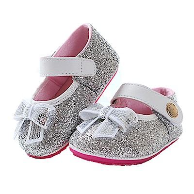 蝴蝶結手工止滑寶寶鞋 sk0587 魔法Baby