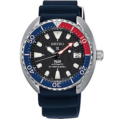 SEIKO 精工 Prospex PADI 聯名潛水200米機械錶 SRPC41J1
