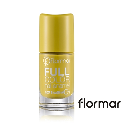法國 Flormar - 沐浴巴黎系列玩色指甲油(FC22凡爾賽的秘密)