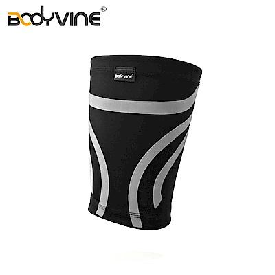 BODYVINE CT13518 超薄貼紮大腿套 / 灰色 S~2XL