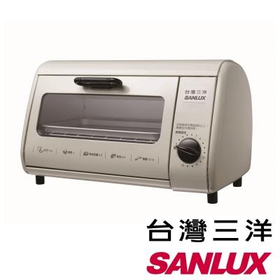 台灣三洋 SANLUX 8L電烤箱SK-08A