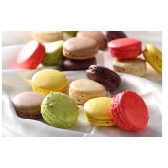 【洋菓子工房クリクリ】色とりどりマカロン 18個