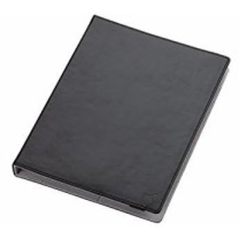 エレコム タブレットケース レザータイプ スタンド機能付 8.5~10.5inch ブラック TB-10LCHBK 在庫限り