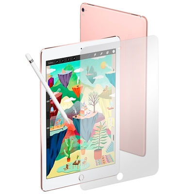 Metal-Slim iPad Air 1/ 2/ Pro 9.7 9H鋼化玻璃保護貼
