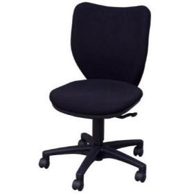アイリスチトセ オフィスチェア ミドルバックタイプ ブラック BITBX45L0FBKBK 7902018