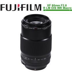 FUJIFILM XF 80mm F2.8 R LM OIS WR Macro (公司貨)