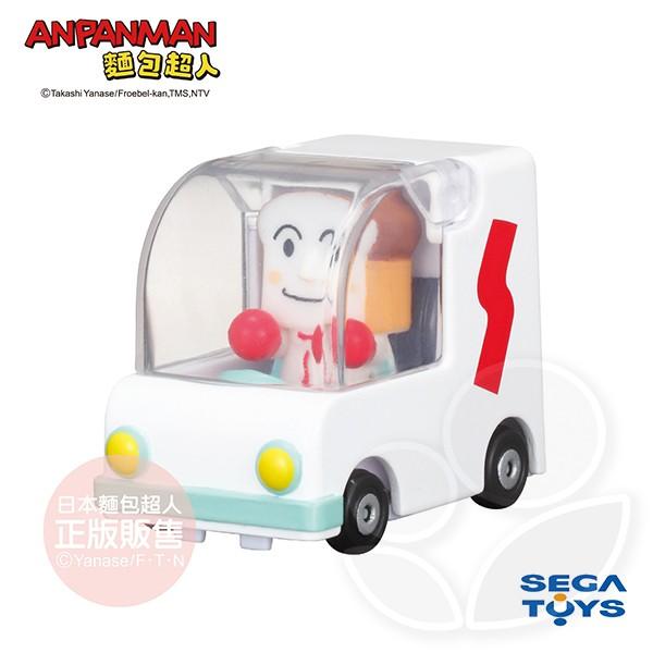 AN麵包超人-GOGO小汽車 吐司超人號&吐司超人【佳兒園婦幼館】
