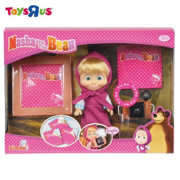 玩具反斗城 瑪莎與熊 瑪莎攝影師