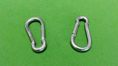 不銹鋼配件 白鐵葫蘆鉤 登山鉤 5mm