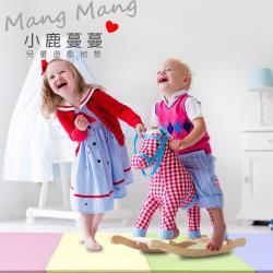 【Mang Mang 小鹿蔓蔓】兒童4cm摺疊地墊(四折200L款)-糖果色