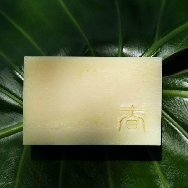 【艋舺肥皂】春皂-檜木皂/木質系味道/阿里山檜木/洗臉皂/洗面皂/洗澡皂/手工皂/香皂《台灣傳統老店》