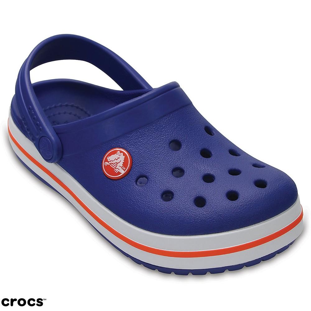 Crocs卡駱馳 (童鞋) 經典小卡駱班-204537-4O5
