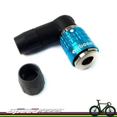 速度公園 Airbone 美法快速裝卸氣嘴 2274-A09 適用各品牌 8.5-10mm 公路車 登山車 小折