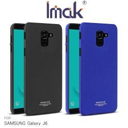 Imak SAMSUNG Galaxy J6 創意支架牛仔殼