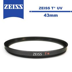 蔡司 Zeiss T* UV 濾鏡 (43mm)