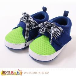 魔法Baby寶寶鞋 嬰幼兒止滑學步鞋~g2095a